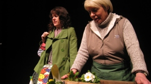 One Fiery Leaf     - Play for International Women's Day